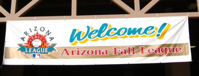 Arizona Fall League #1