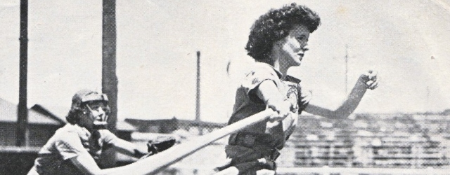 Helen Callaghan, the only mother of an MLB player to play professionally